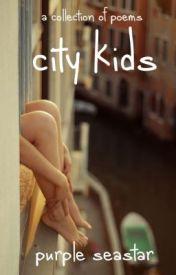 city kids by PurpleSeastar