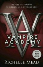 reacting to Vampire Academy by Crazzy2014