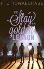 Stay Golden, Lennon (1D/ Harry Styles) by fictionalchase