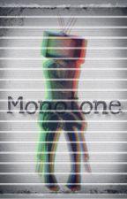 Monotone • Katsuki Bakugou x Reader • by iiCookie_Doge