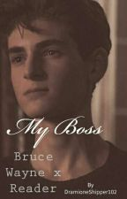 My Boss:Bruce Wayne x reader *Discontinued* by DramioneShipper102