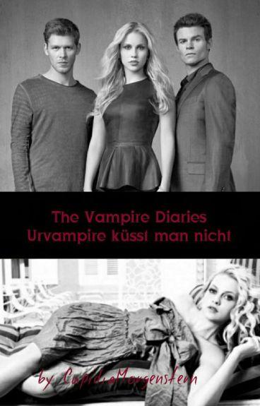 The Vampire Diaries - Urvampire küsst man nicht