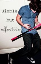 Simple, But Effective -One Direction Fan Fiction- by boybandoverload