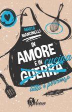 The taste of love by SherlockM