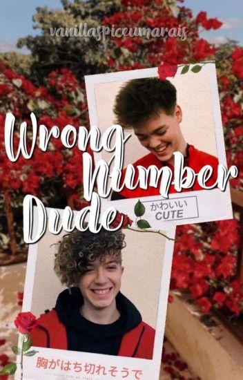 Wrong Number Dude // JACKARY AU