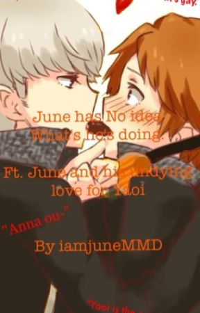 June Has No Idea On What He's Doing by iamjuneMMD