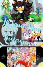 What If The Sonic Gang Had Instagram... by siasiaisa