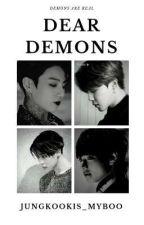 Dear Demons - pjm × jjk × kth by jungkookis_myboo