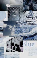 || SHADE OF BLUE || ᴿᵒᵗᵗᵐⁿᵗ ᴸᵉᵒ ˣ ᴿᵉᵃᵈᵉʳ by Infijaune