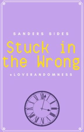 Stuck in the Wrong by LoveRandomness