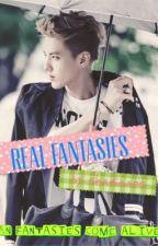 Real Fantasies (Kris Fanfic) by Shadiaaooo