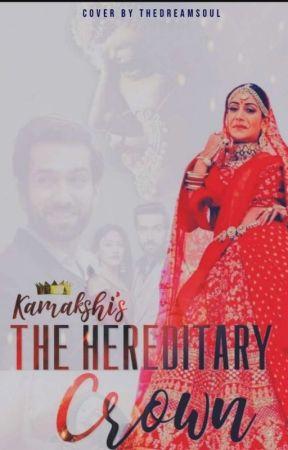 The Hereditary crown  by KamakshiSardesai