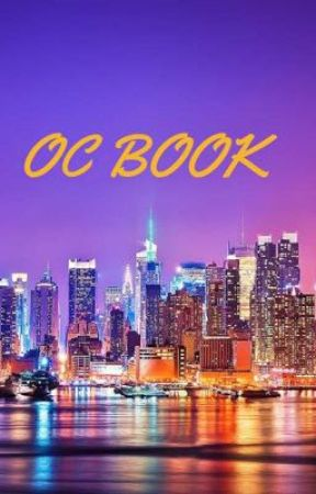 OC BOOK by TinyTaco99