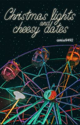 [Trans fic] Christmas lights and cheesy dates.