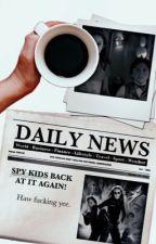 SPY KIDS » 𝘨𝘳𝘢𝘱𝘩𝘪𝘤 𝘴𝘩𝘰𝘱 by -monas_doll