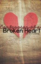 Confession of a broken heart by dayanaaa