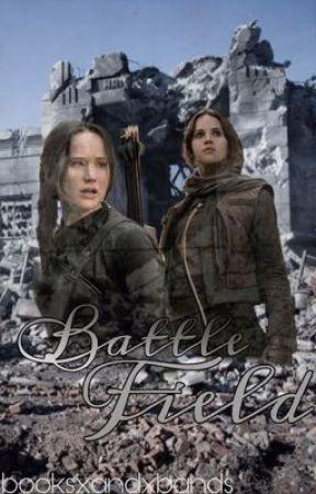 Battle Field by BooksXandXbands