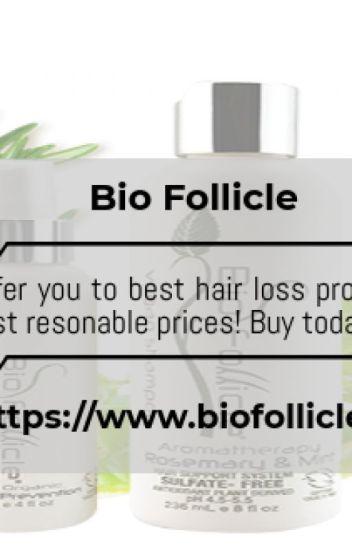 Best Hair Growth Products Best Hair Regrowth Shampoo Bio