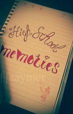 High School Memories by saymer