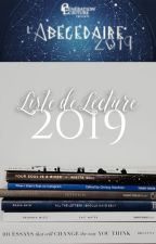 Abécédaire 2019 by EHFredwell