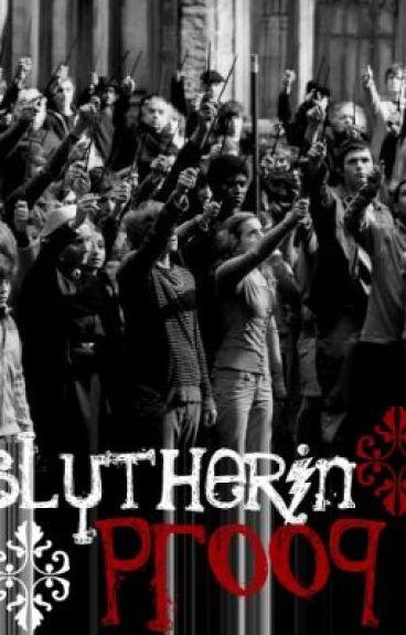 Slytherin Blood {ON HOLD}