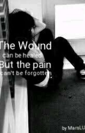 The wound can be healed, but the pain can't be forgotten by MarsLUV