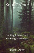 Kopf-Ordner by Yuri-Autor