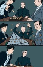 ||SHERLOCK||Scleri, oroscopi and games|| by just_crystall