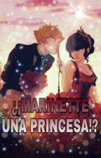 ¿¡MARINETTE UNA PRINCESA!? by miraculousladybug_ma