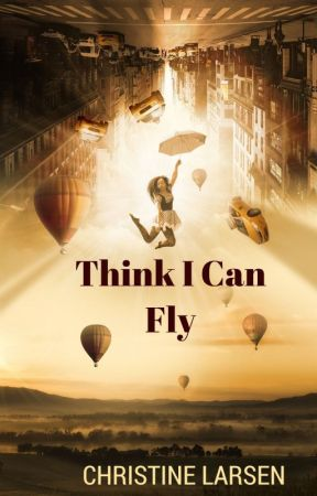 Think I Can Fly by cdcraftee