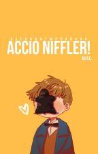 ACCIO NIFFLER! ⟶ misc. by PseudoNymphadora