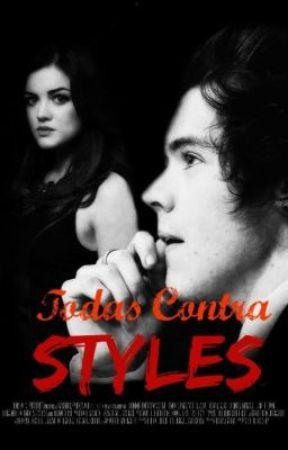 Todas Contra Styles  by _Geraldine_N