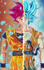 A super Saiyan with a super ability (Male saiyan x female dbz characters) by Coopstar2003