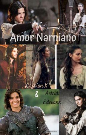 Amor Narniano (Caspian & Astrid) by val_dreamer