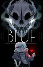 Blue  // UNDERTALE by smutno_mi