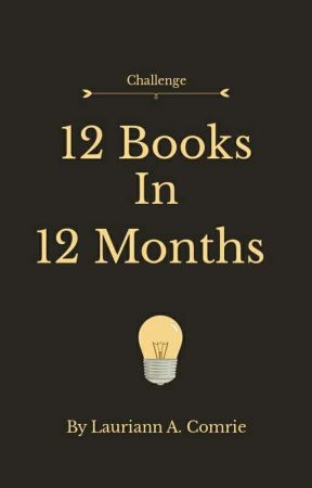 12 Novels in 12 Months Challenge by PirateCaptainZero