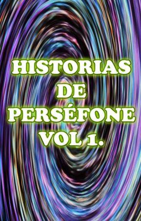 Historias de Perséfone Vol 1 2/250 by AxelGonzlezGonzlez