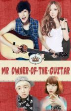 Mr Owner-Of-The-Guitar !  (JinyoungB1A4 Fanfic) by Pyong_Nuhan