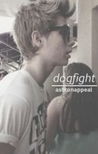 dogfight || l.h (au) by ashtonappeal