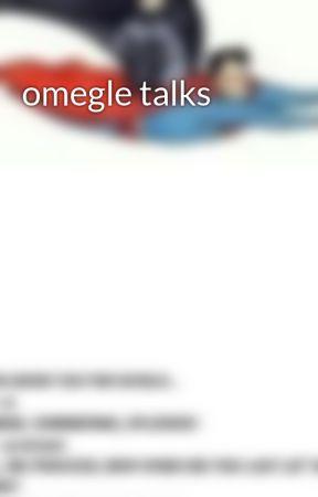 omegle talks