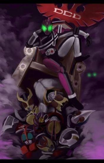 Kamen Rider Decade X Senki Zesshou Symphogear (male reader Insert)
