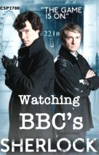 Watching BBC's Sherlock by CSP2708