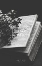 𝐓𝐇𝐄 𝐃𝐀𝐈𝐋𝐘 𝐖𝐎𝐑𝐃 • Bible.Scriptures by OldSchoolArts