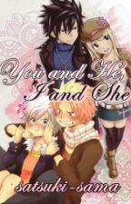 You and He, I and She [1st Place in FT Watty Awards] by satsuki-sama