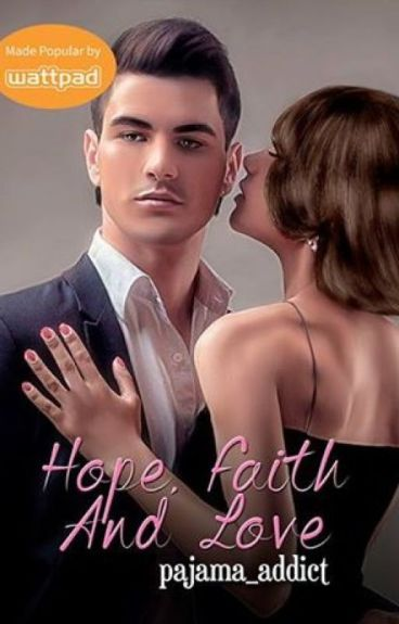 Hope, Faith and Love (Published by Bookware)