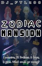 Zodiac Mansion by DJ_FTLz88