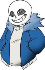 The truth behind a smile - UNDERTALE - Fan-based story - Depressed Sans by RedCraftGirlBanana