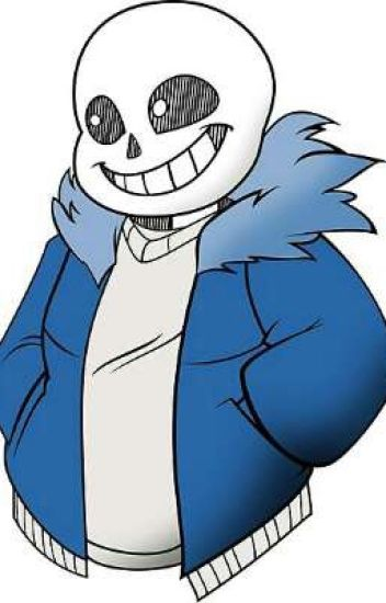 The truth behind a smile - UNDERTALE - Fan-based story - Depressed Sans