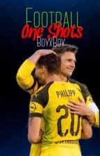 Football One Shots    BOYXBOY  by SoccergirlGG