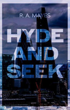 Hyde & Seek ||A Crime Novella|| by Beklet